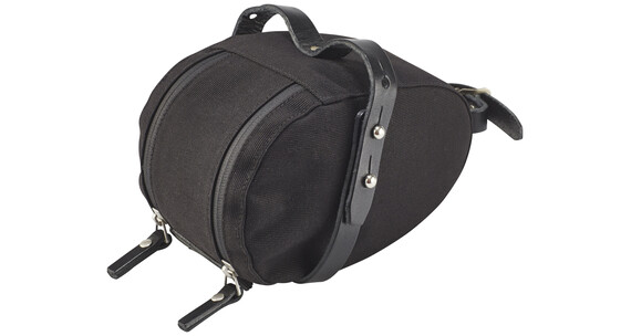 Brooks Isle of Wight - Sac porte-bagages - Medium noir